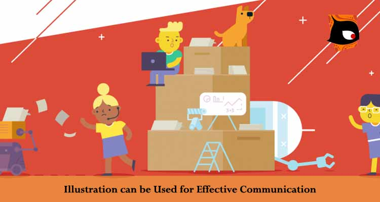 Few Ways in Which Illustration Is Used In Effective Communication