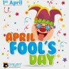 April 1: April Fool's Day