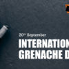 20th Sep: International Grenache Day