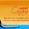 9-12th September: Happy Onam