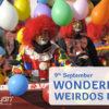 9th September: WONDERFUL WEIRDOS DAY
