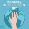 2nd Oct: International Day of Non-Violence