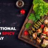16th January: International Hot and Spicy Food Day