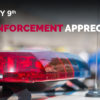 9th January: Law Enforcement Appreciation Day