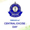 24th February: Central Excise Day