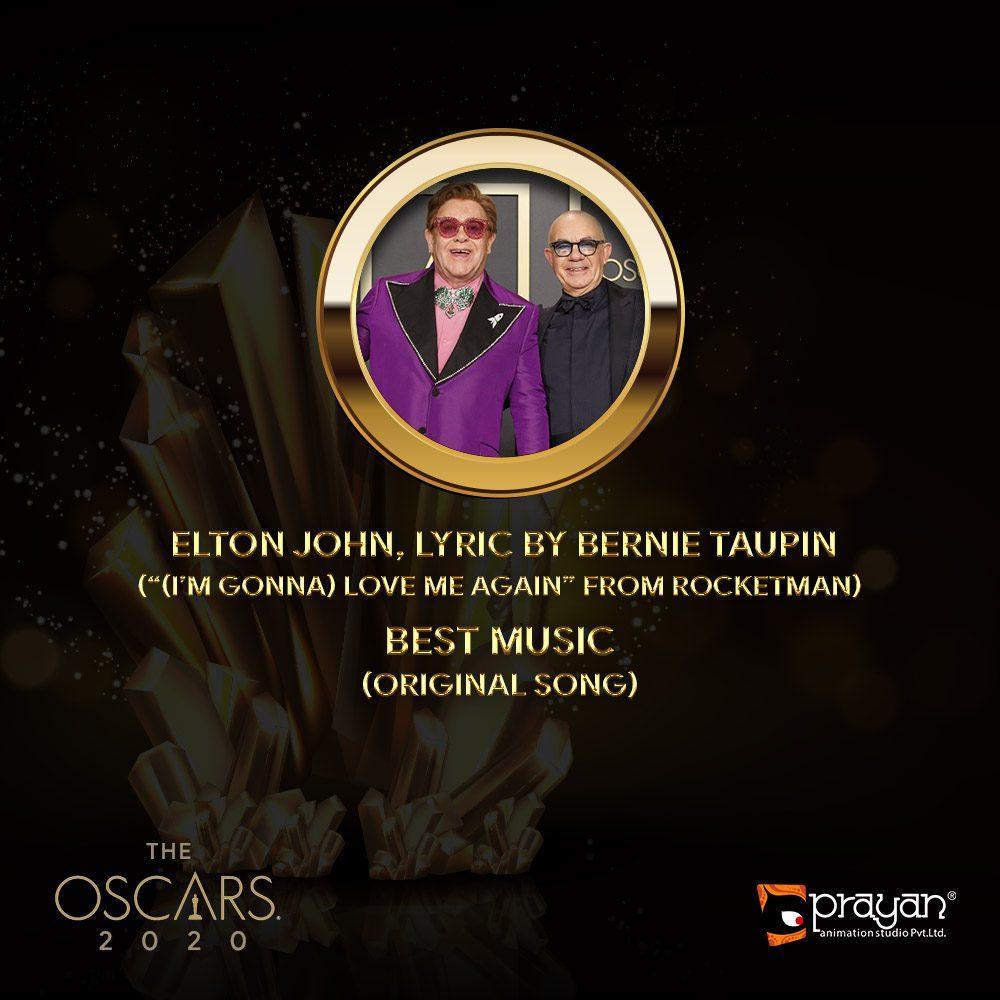 Elton John, Lyric by Bernie Taupin