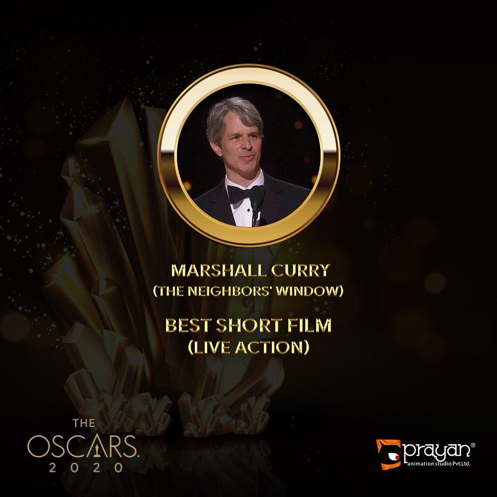 Marshall Curry