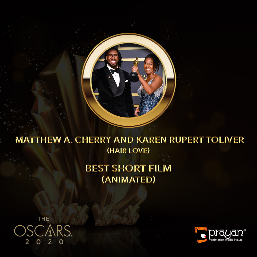 Matthew A. Cherry and Karen Rupert Toliver 2d animation services in india