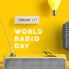 13th February: World Radio Day