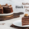 28th March: National Black Forest Cake Day