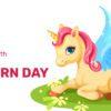 9th April: Unicorn Day